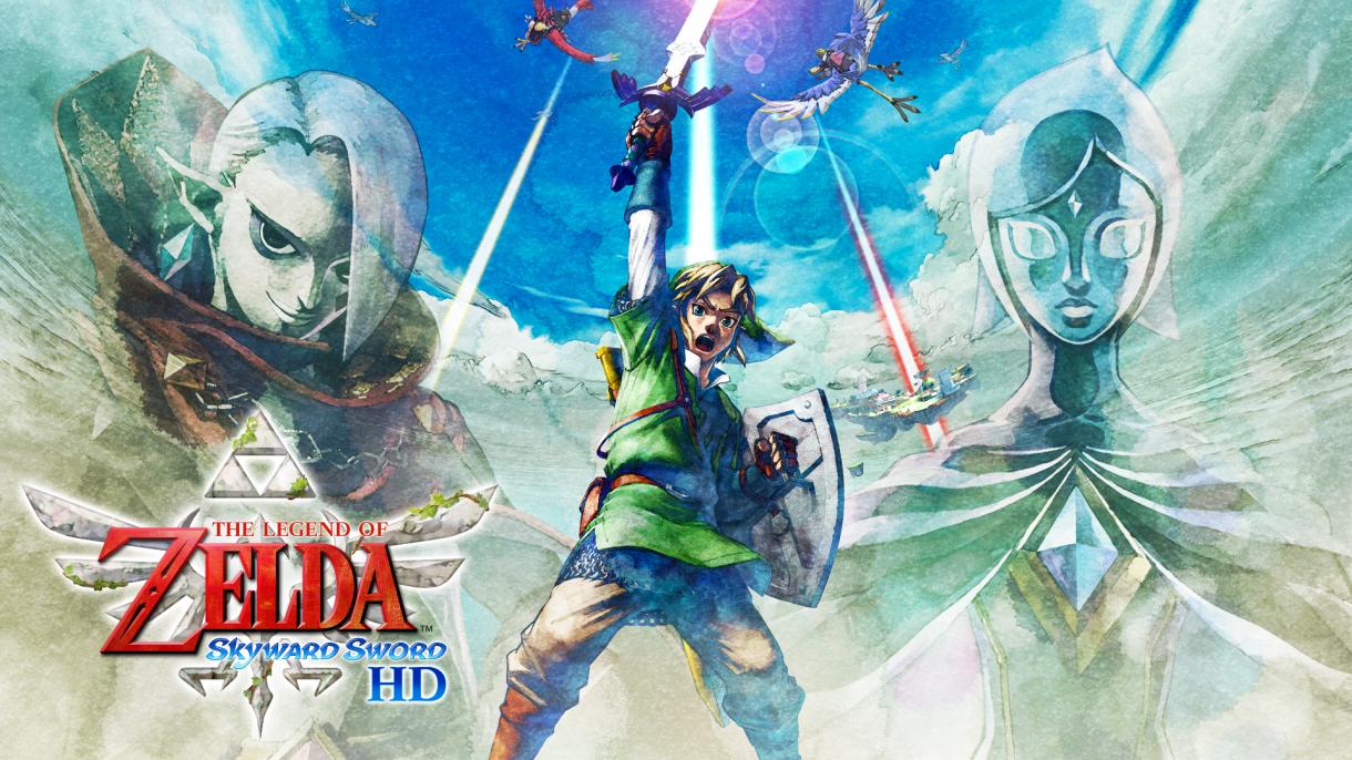 The Legend of Zelda: Skyward Sword HD Review - Score 9/10