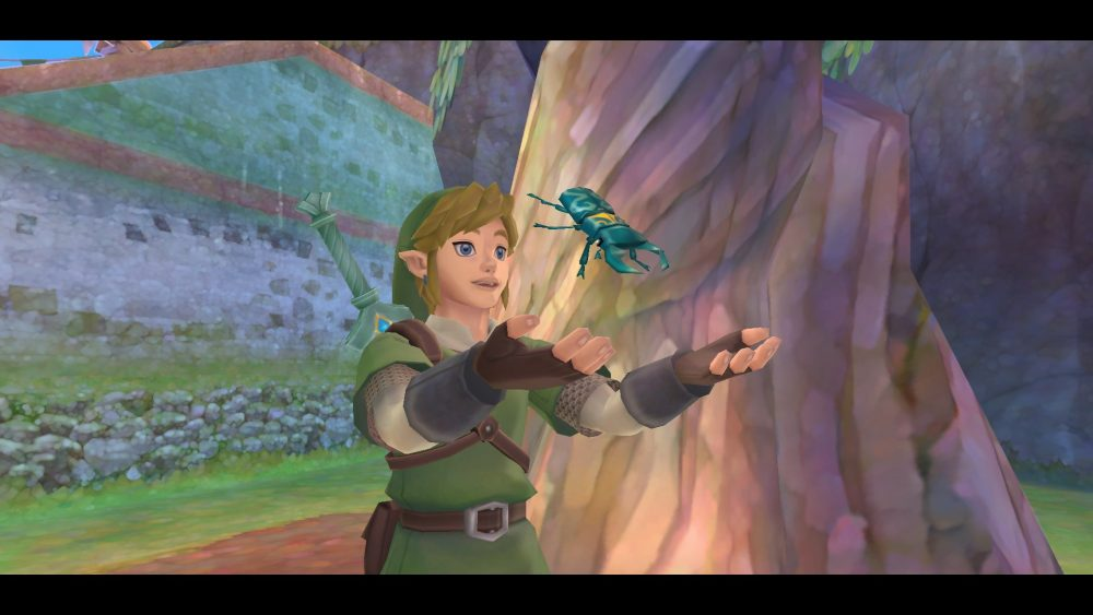 Skyward Sword HD Will Have amiibo Support, More Technical Details Revealed