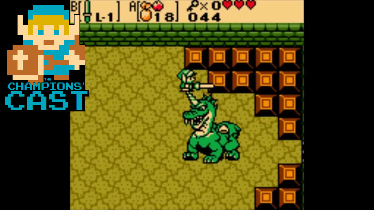 Definitively Ranking the Dungeons of Oracle of Seasons in The Champions' Cast - Episode 150!