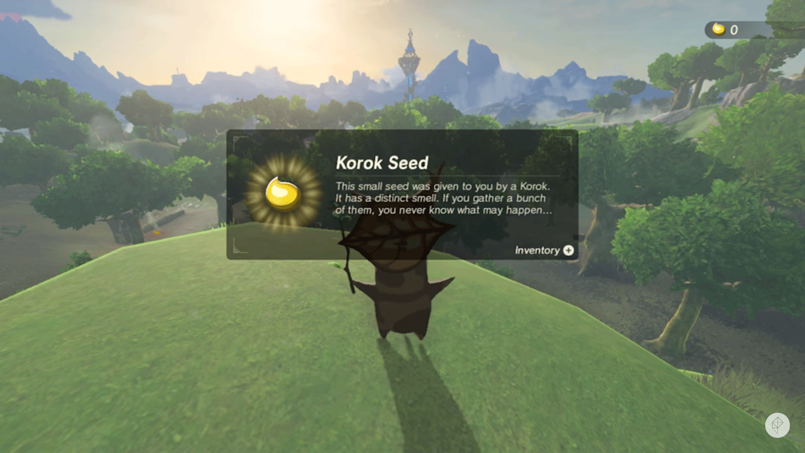 We're Hosting a Site-Wide Korok Seed Hunt From Now Until Sunday
