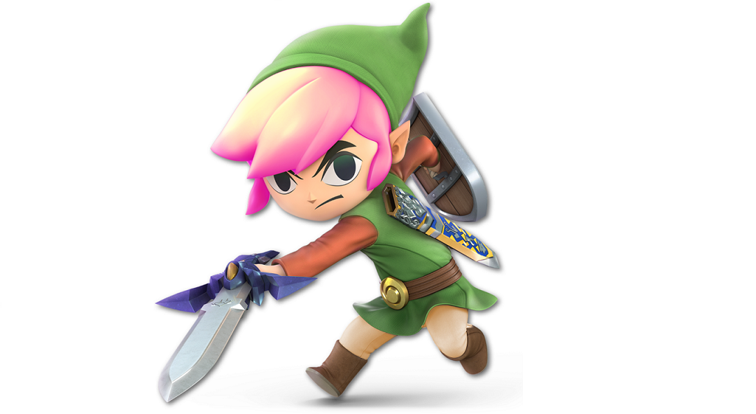 Daily Debate: Would You Want to See Link with Pink Hair in a Future Zelda Game?