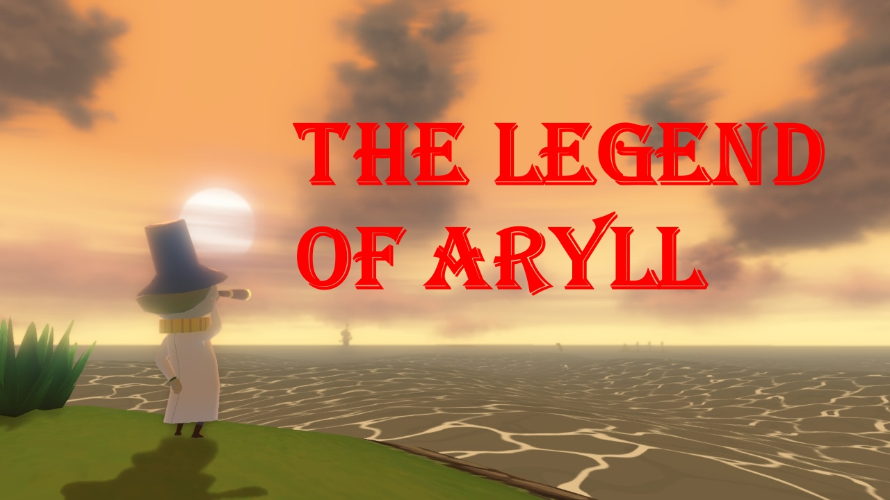 """It's Time For The Zelda Series To Set Sail In """"The Legend of Aryll"""""""