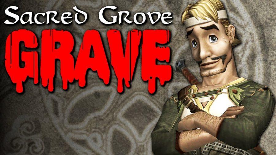 Zelda Warfare – Sacred Grove GRAVE