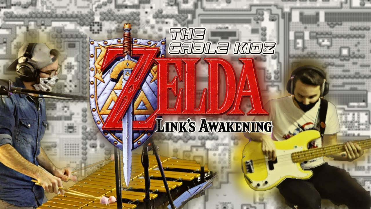 Check Out This Funk-Style Rendition of the Overworld Theme in Link's Awakening