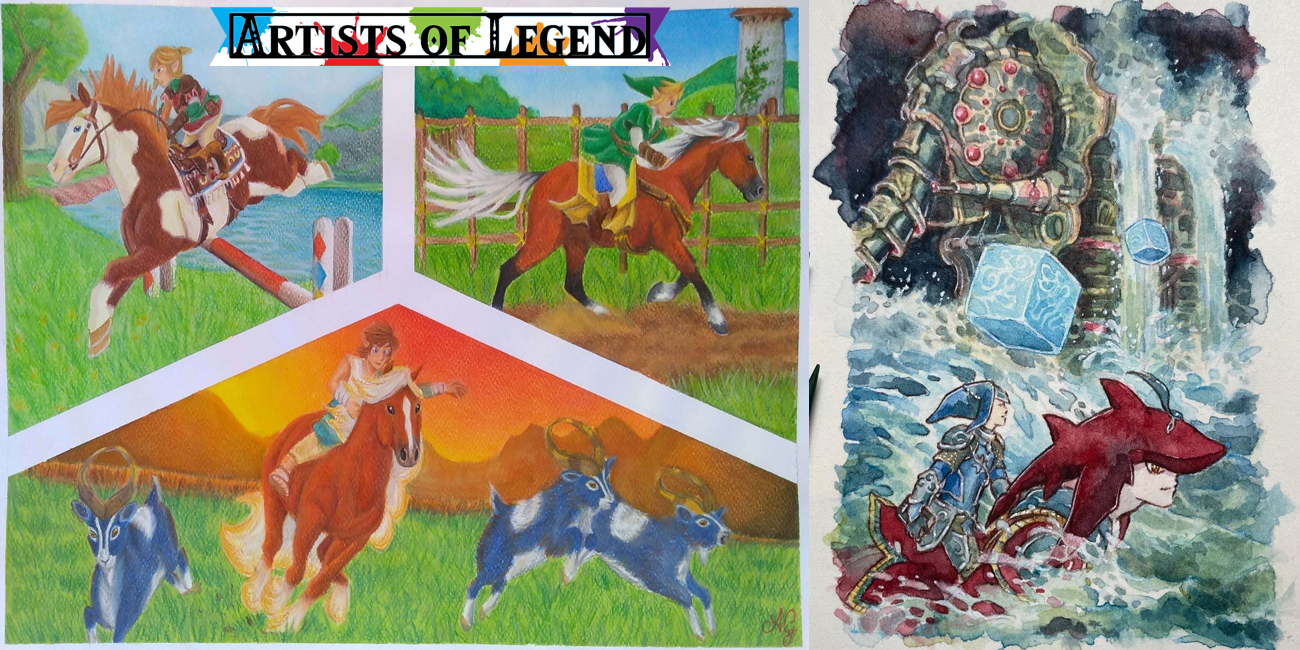 Artists Of Legend: Minigames And Mounts