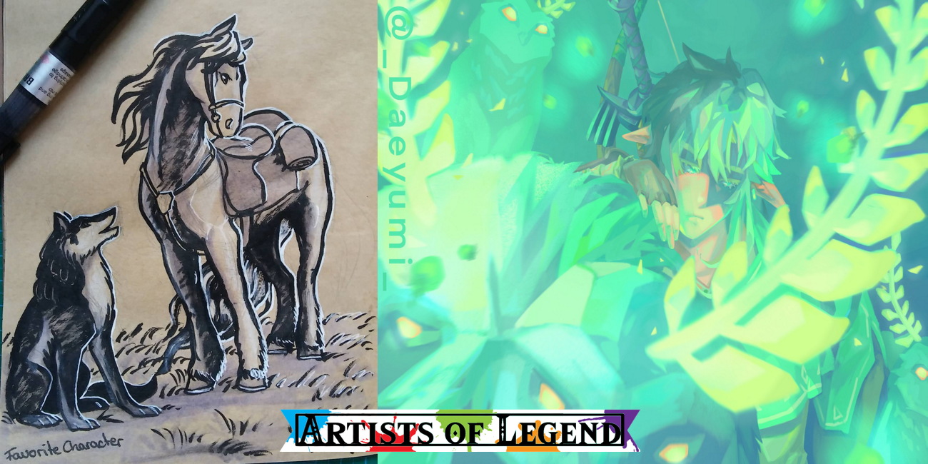 Artists Of Legend: Riding And Flying
