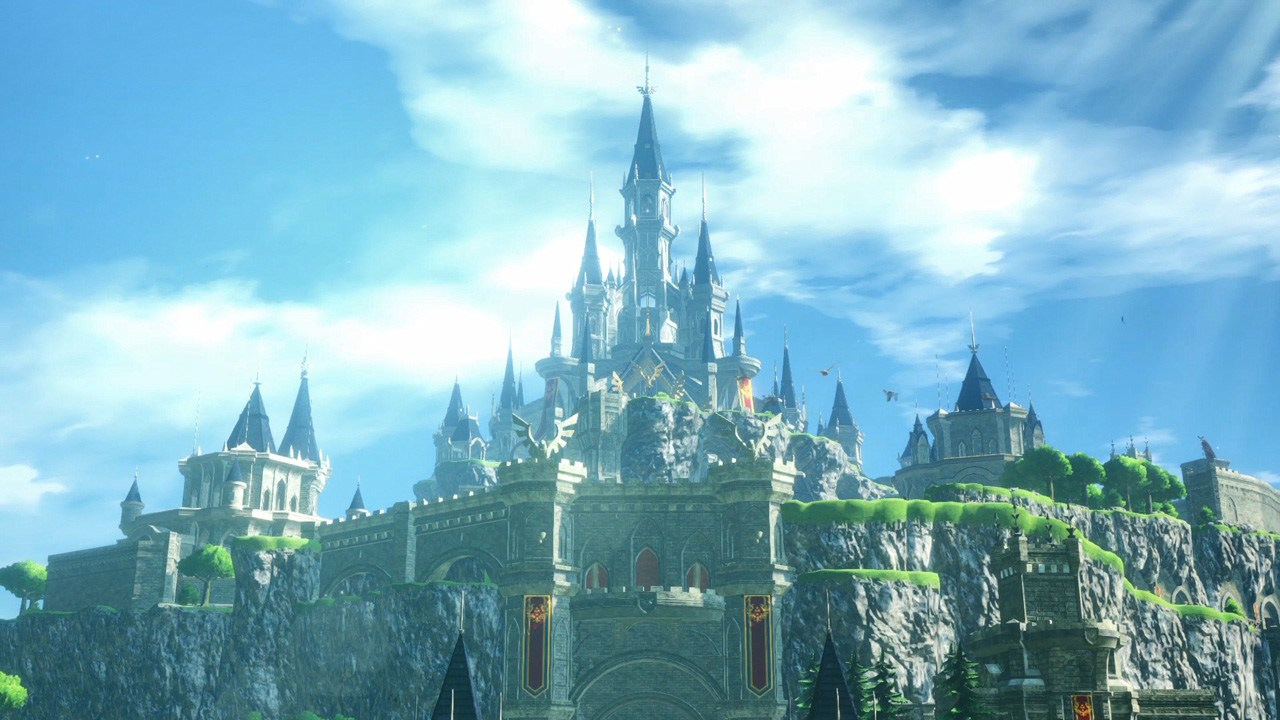 Daily Debate: Which Version of Hyrule Castle Would You Take a Guided Tour Of?