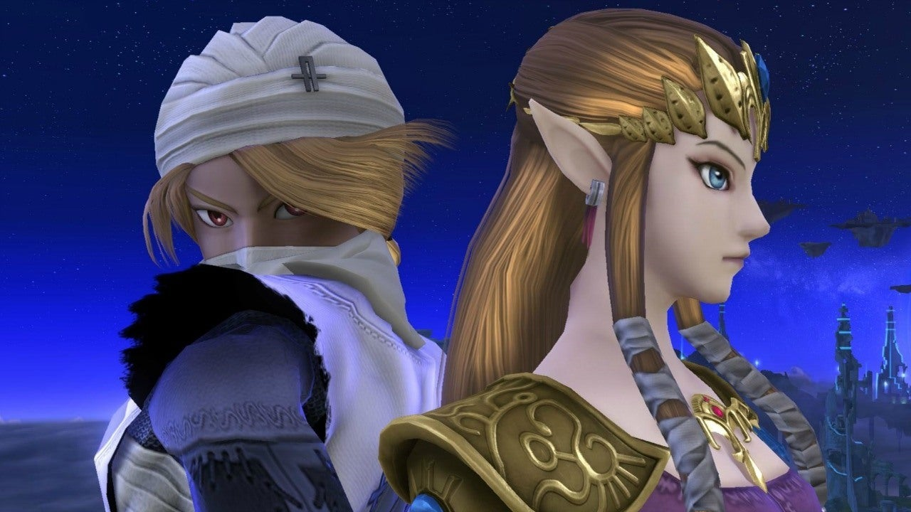 Daily Debate: Would You Rather Zelda and Sheik Be Separate or the Same Characters in Super Smash Bros.?