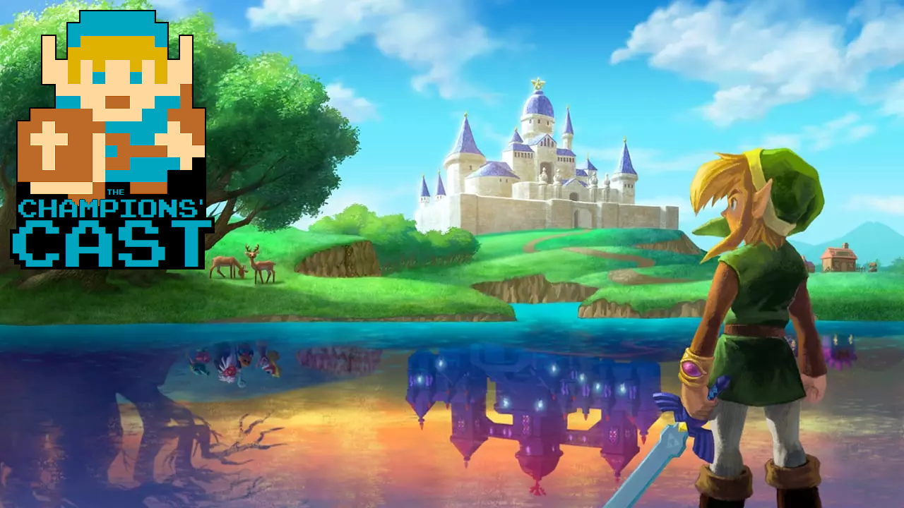 Rental Systems, Wall Merging, Copy Cat Syndrome, and More in A Link Between Worlds Q&A! The Champions' Cast - Episode 157!