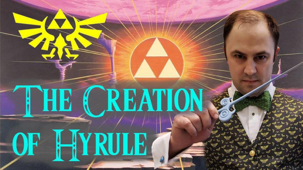 "Orchestral Zelda Fan Arrangement ""The Creation of Hyrule"" to Premiere in June"