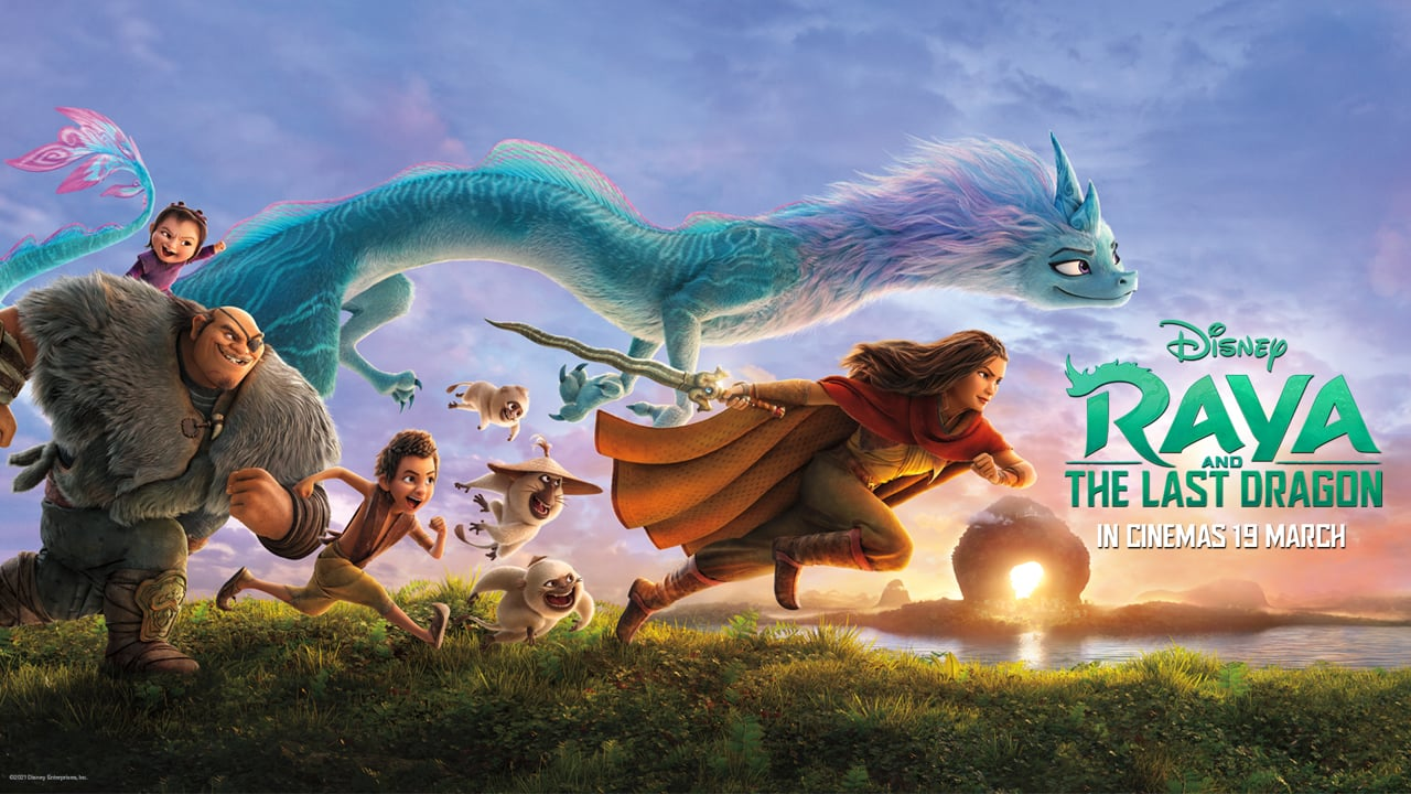Legendary Pictures: Raya and The Last Dragon Is An Emotional Animated Adventure
