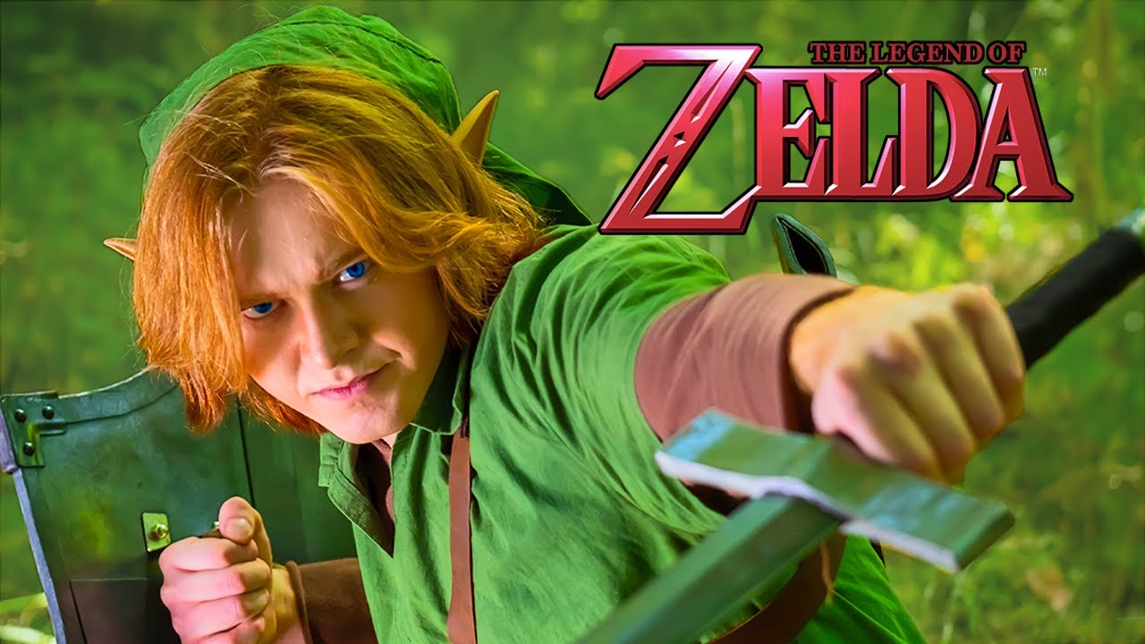 Check Out this New Live-Action Legend of Zelda Fan Series