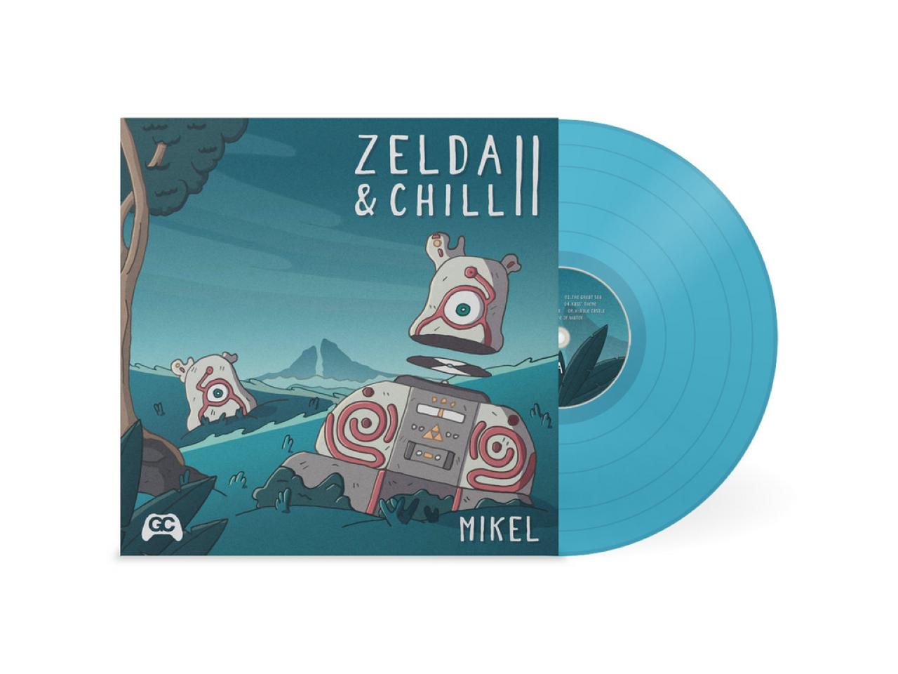 """Lo-Fi Fan Album """"Zelda & Chill II"""" Gets Vinyl Release"""