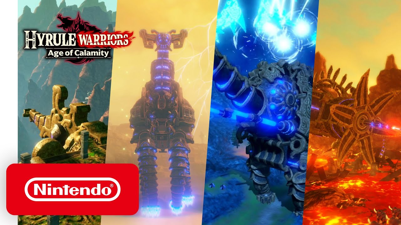 Hyrule Warriors: Age of Calamity Developers Discuss the Challenges of Developing the Divine Beasts