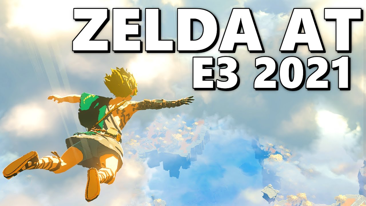 The Hyrule Compendium Crew Reacts to Zelda E3 News