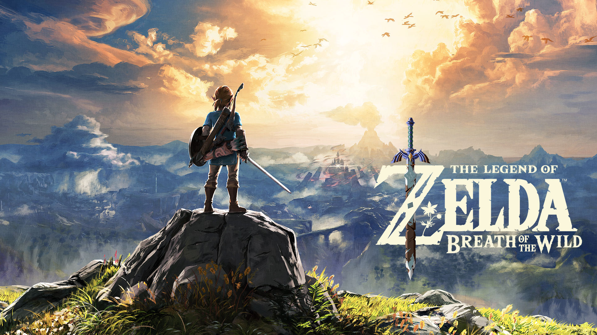 Breath of the Wild on Sale Until June 21st