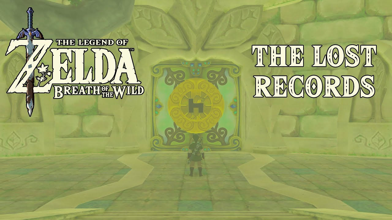"""Breath of the Wild Meets Skyward Sword With New Fan-Made Expansion Mod """"The Lost Records"""""""
