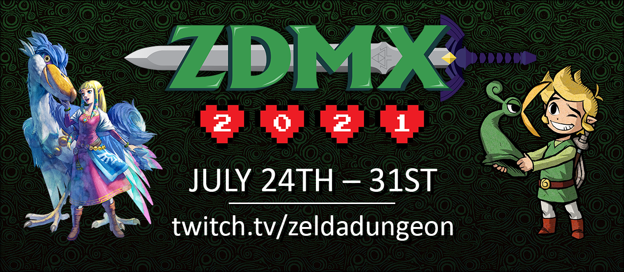 Update: The 10th Annual Zelda Dungeon Marathon Raises Over $14K for Charity!