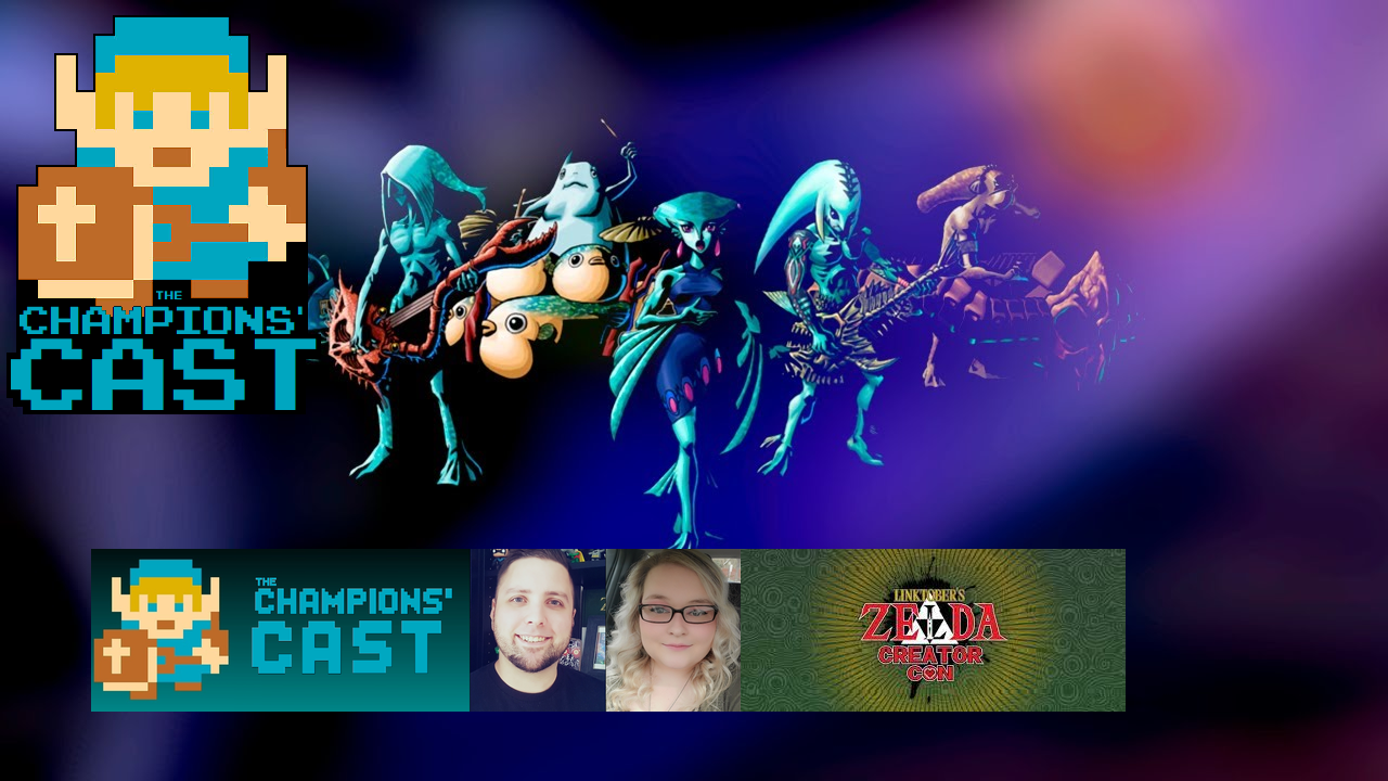 Guess That Zelda Tune with Zelda Dungeon vs Zelda Universe in The Champions' Cast Episode 172!