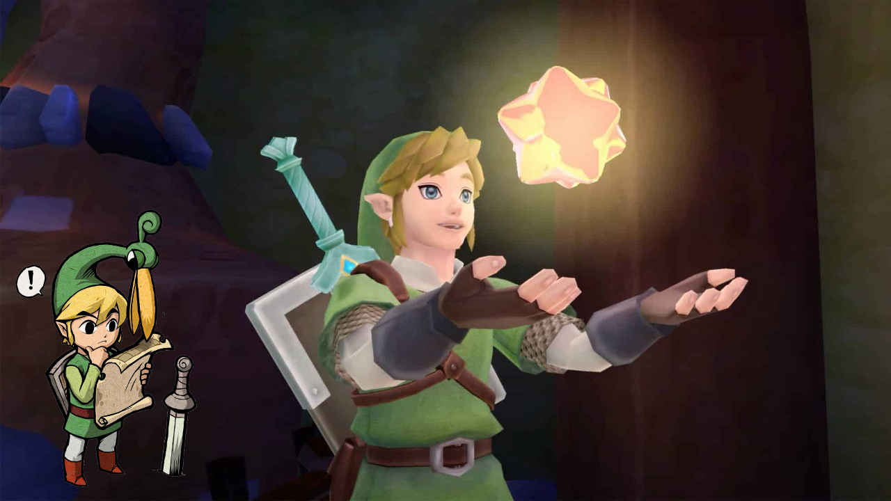 Over-Thinking Zelda: Skyward Sword, Gratitude Crystals, and a Conversation About Reward Systems