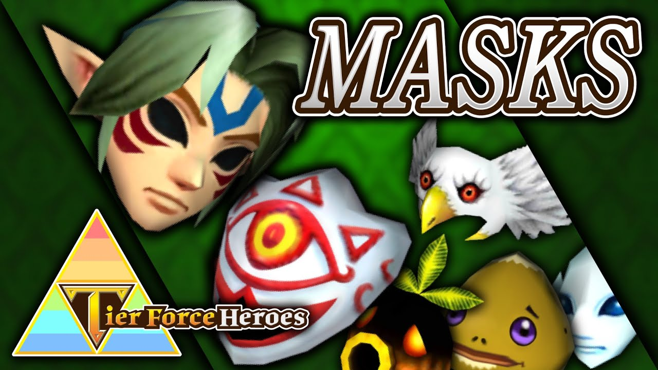 Tier Force Heroes: Majora's Mask Tier List is Here!