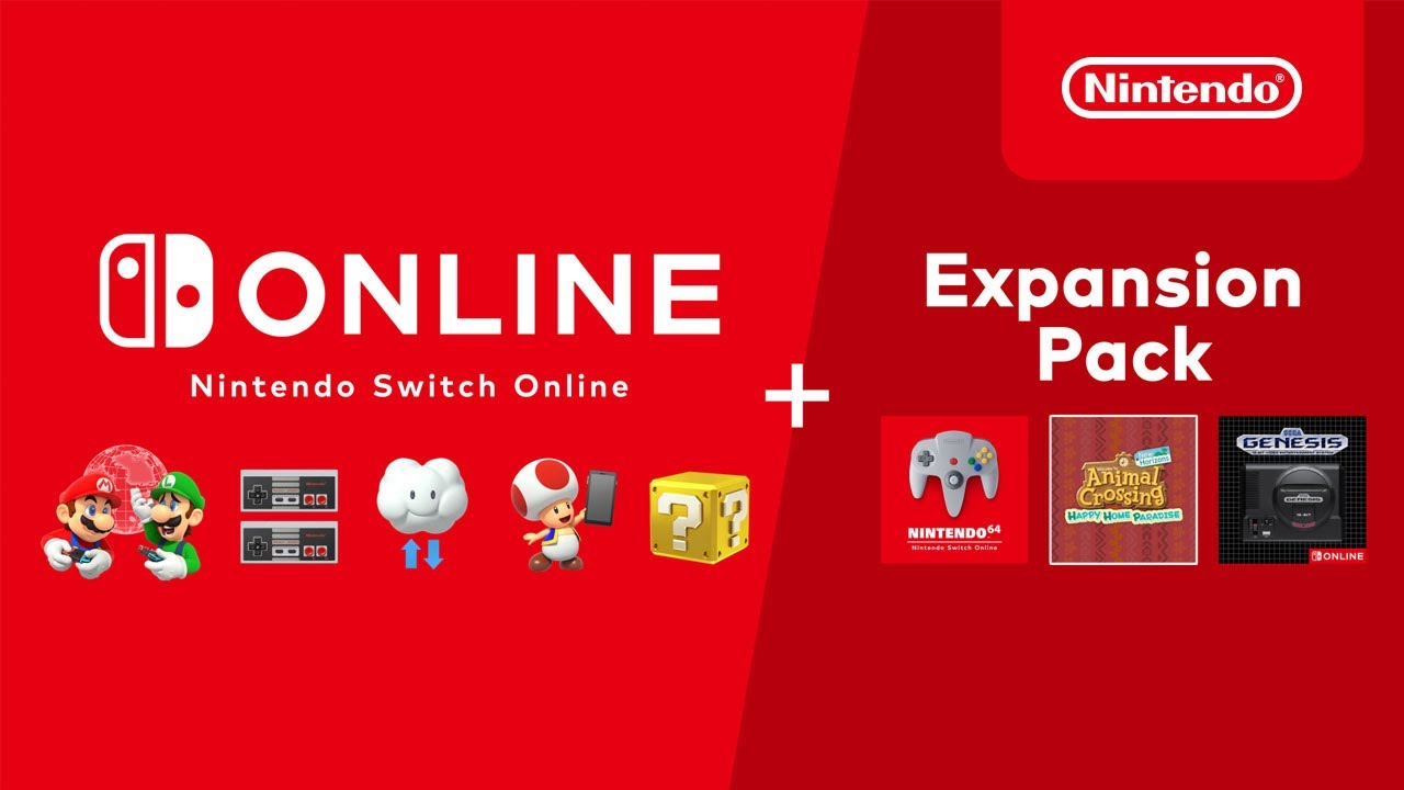 Nintendo Switch Online + Expansion Pack Release Date, Pricing Info Revealed